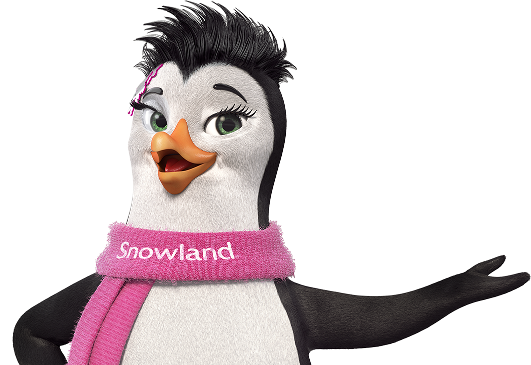 Personagens Snowland